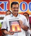 Arvind Kejriwal launches Dilli Ki Soch
