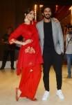 Sonam Kapoor and Dulquer Salmaan promote The Zoya Factor