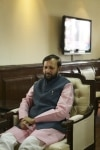 PRAKASH JAVADEKAR  INFORMATION AND BROADCASTING MINISTER