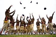 72nd Delhi Police Raising Day Parade