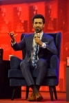 Vicky Kaushal clicked during his session at the India Today Conclave