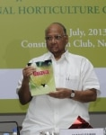Sharad Pawar at the inauguration of the National Horticulture ConferenceS