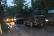 Encounter at Awantipora  One militant killed