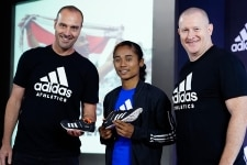 Hima Das at an Event
