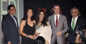 Ritu Beri gets French honour
