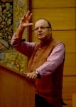 Arun Jaitley at the launch of the Central Services on eBiz Portal