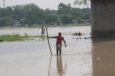 Delhi on high alert as water level rises