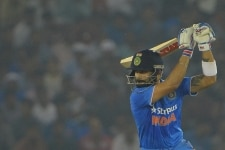 India v New Zealand 3rd ODI