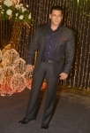 Salman Khan at Priyanka Chopra and Nick Jonas   s Reception