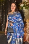 Hema Malini at Priyanka Chopra and Nick Jonas   s Reception