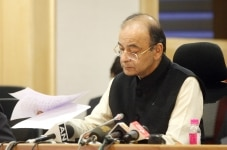 Press Conference by Arun Jaitley
