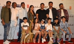 Salman Khan unveils trailer of 'Notebook'