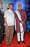Vivek Oberoi and Suresh Oberoi