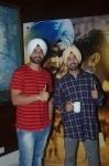 Mumbai  Former Indian hockey captain Sandeep Singh and actor Diljit Dosanjh during a press conference regarding upcoming film  Soorma  in Mumbai on July 4  2018  Photo  IANS