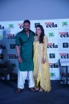 Mumbai  Actors Kajol and Ajay Devgn at the trailer launch of upcoming film  Helicopter Eela  in Mumbai  on Aug 5  2018  Photo  IANS