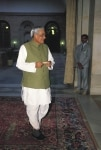 ATAL BIHARI VAJPAYEE AT A IFTAR PARTY IN PRESIDENT HOUSE