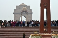 National War Memorial Inaugurated by PM Modi