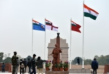 National War Memorial honours the brave martyrs of India