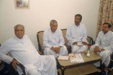 Atal Bihari Vajpayee  Devi Lal  Beni Prasad Verma  Mulayam Singh Yadav