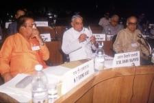 NT Rama Rao  AB Vajpayee   LK Advani