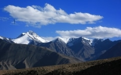 View of Ladakh