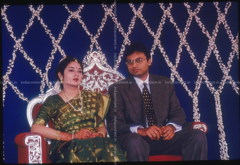 Buy Karthik Chidambaram with wife Pictures, Images, Photos