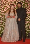 Kapil Sharma and Ginni Chatrath's Reception