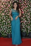 Sumona Chakravarti at Kapil Sharma's Reception