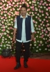Kailash Kher at Kapil Sharma and Ginni Chatrath   s Reception