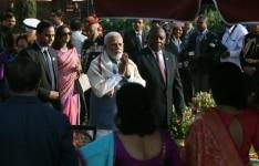 Cyril Ramaphosa in India on Republic Day