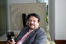 Ajay Piramal Chairman of Piramal Group in Mumbai