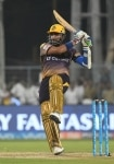 Robin Uthappa during a Match