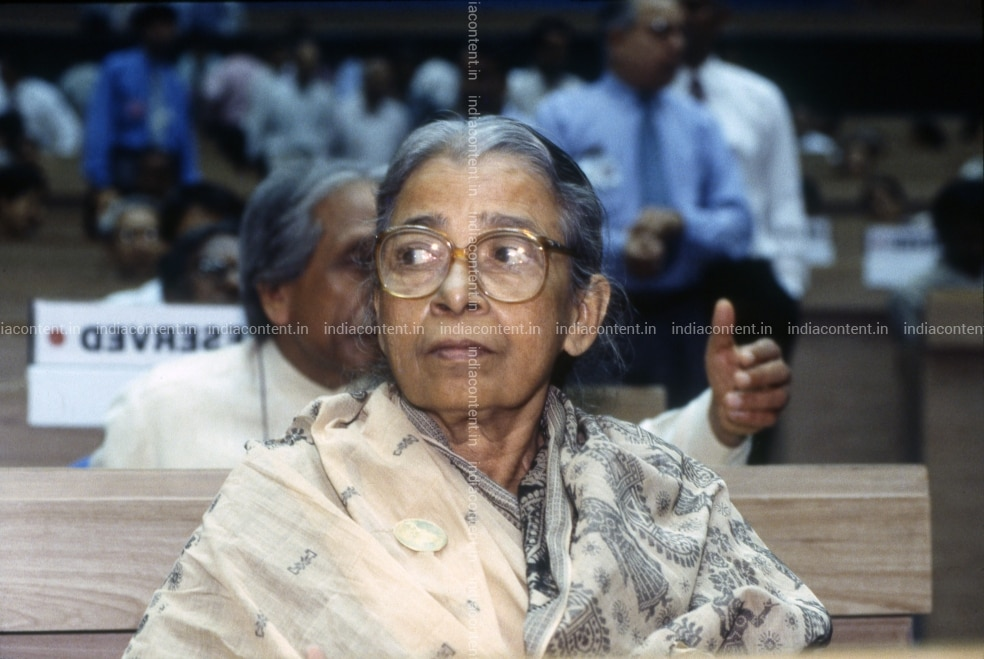 Buy Mahasweta Devi Bengali Writer awarded Ramon Magsaysay award