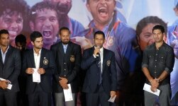 BCCI honours World Cup champions