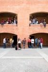 Students at IIM Ahmedabad