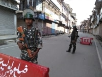 Security deployed after scrapping of Article 370