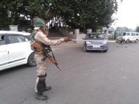 Restrictions in Kashmir due to Article 370