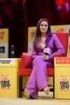 Shraddha Kapoor clicked during India Today Mind Rocks 2019