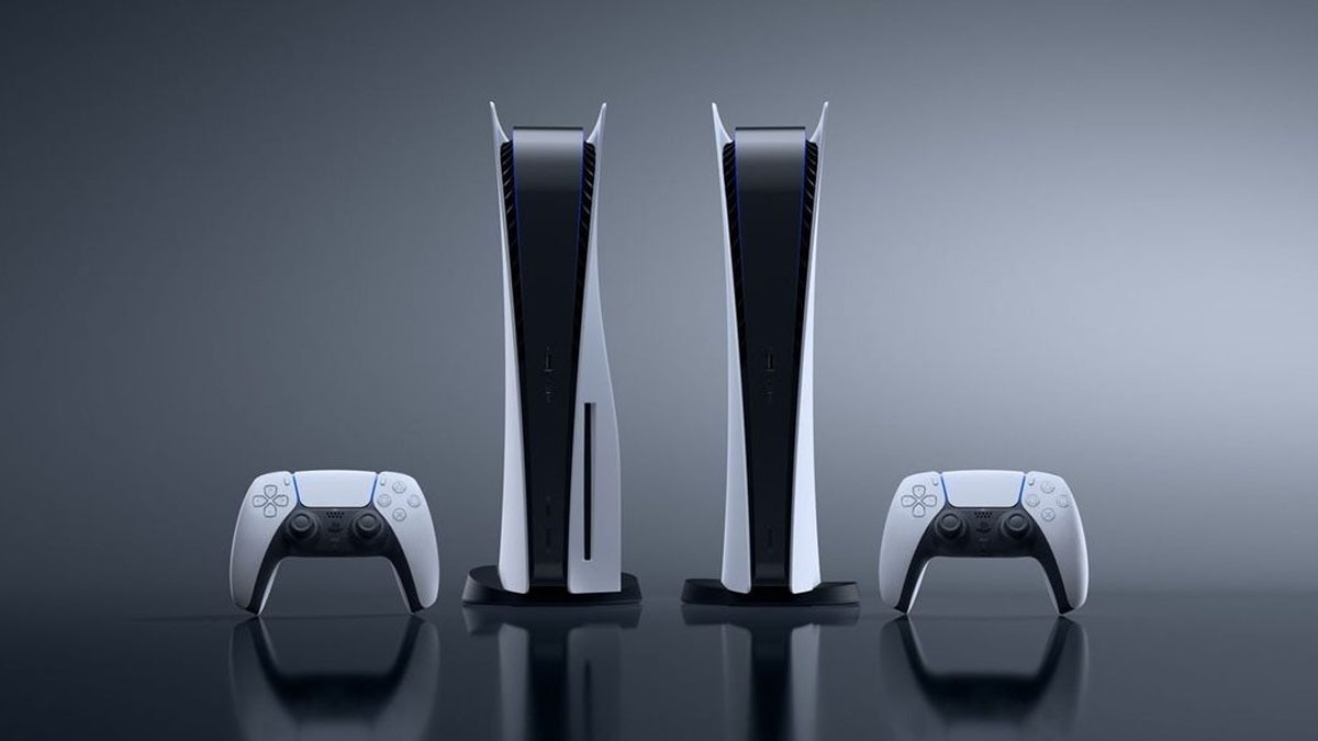 Sony PlayStation 5 series including PS5 controller