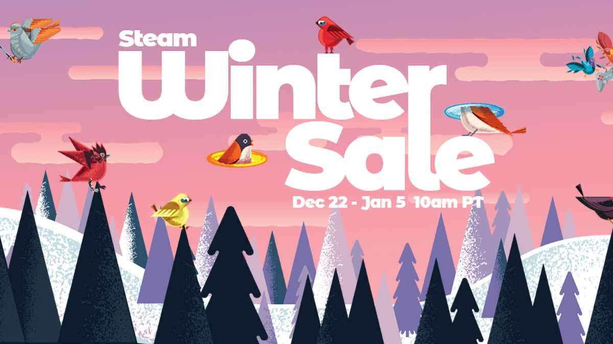 Steam Winter Sale live now, list of best deals