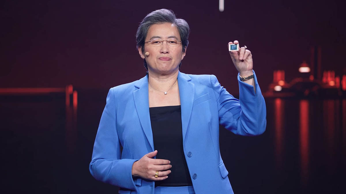 AMD Ryzen 5000 series mobile processors announced at CES 2021
