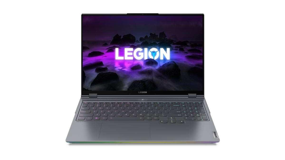 Lenovo Legion 7 at CES 2021