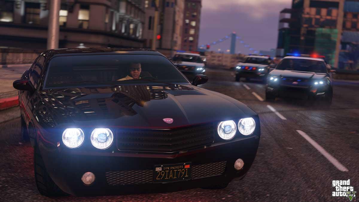 GTA 5 Take-Two Interactive