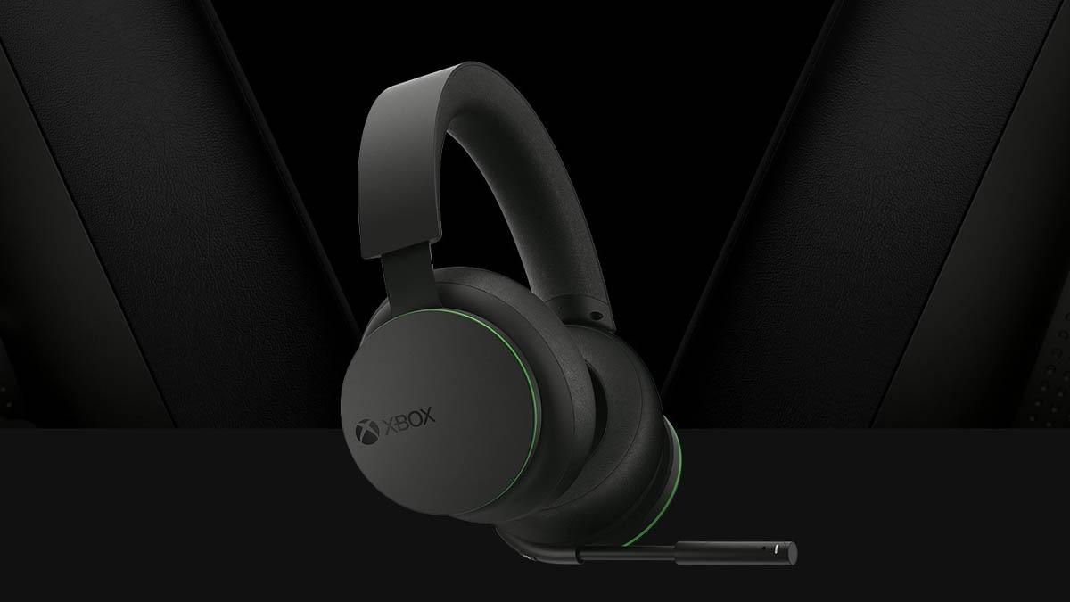 Microsoft Xbox Wireless Headset announced