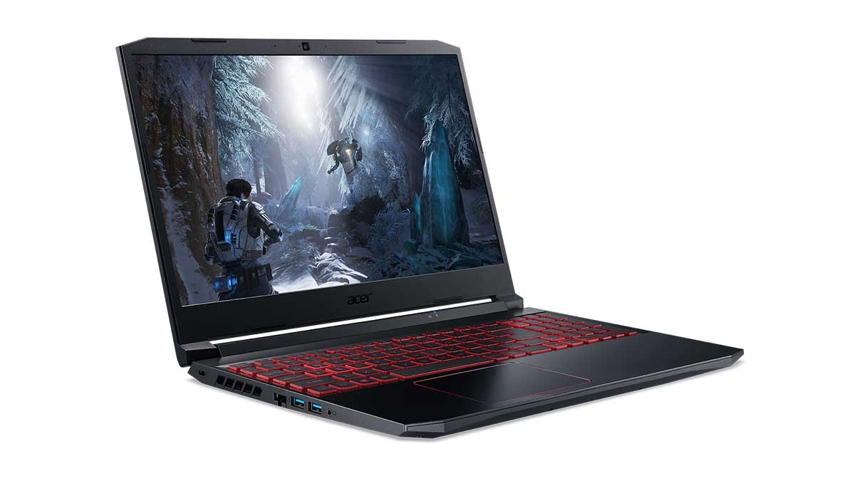 Acer Nitro 5 launched in India with Nvidia GeForce RTX 3060