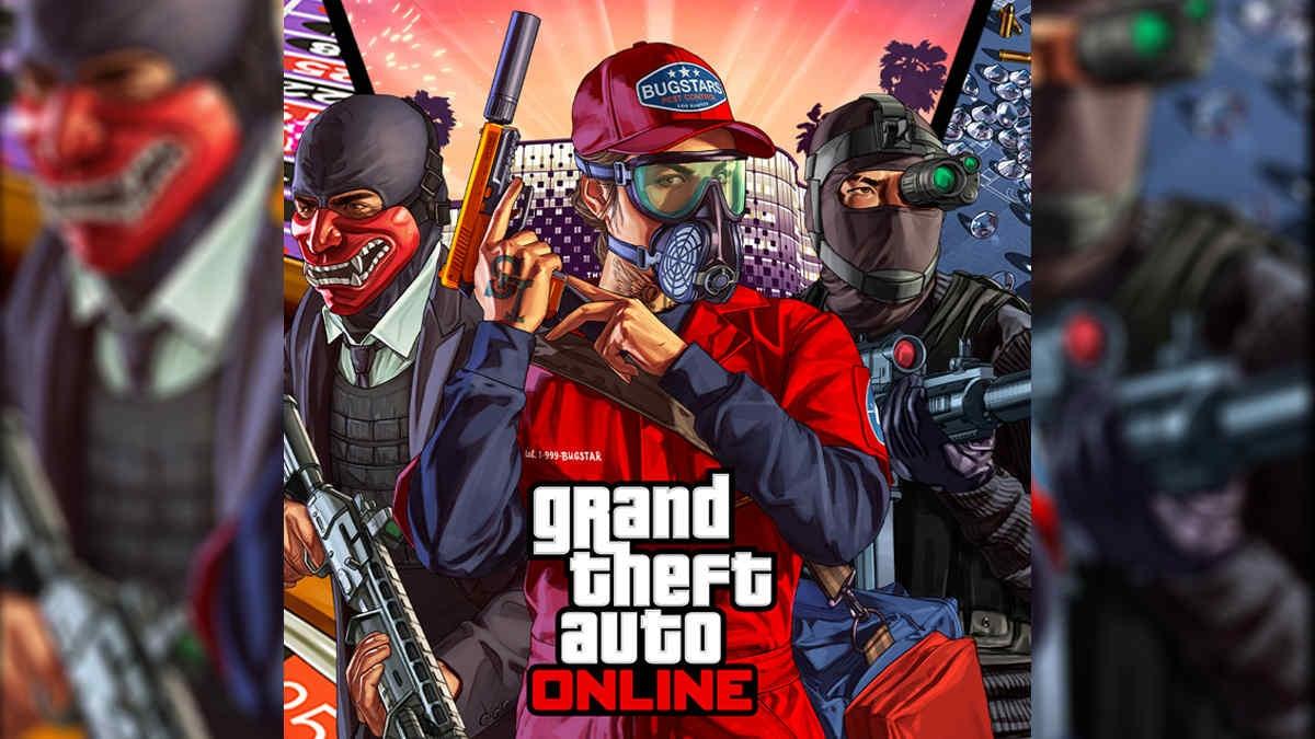 GTA Online, Grand Theft Auto Online