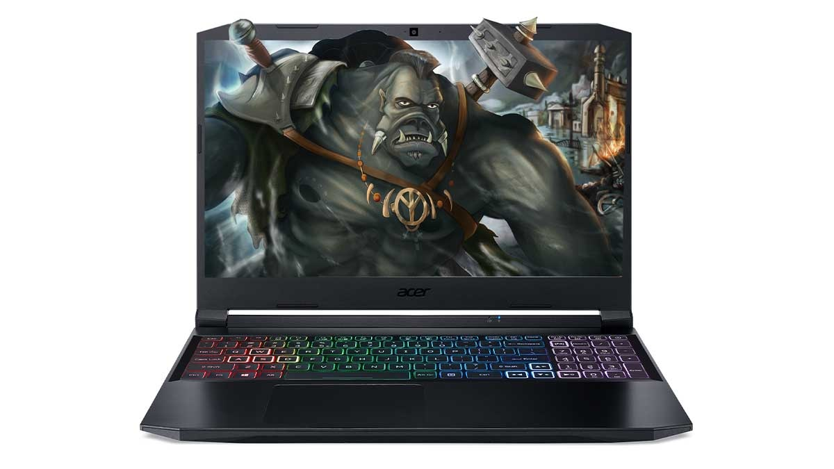 Acer Nitro 5 11th-gen Intel Core H-Series variant with i5 11300H, GTX 1650