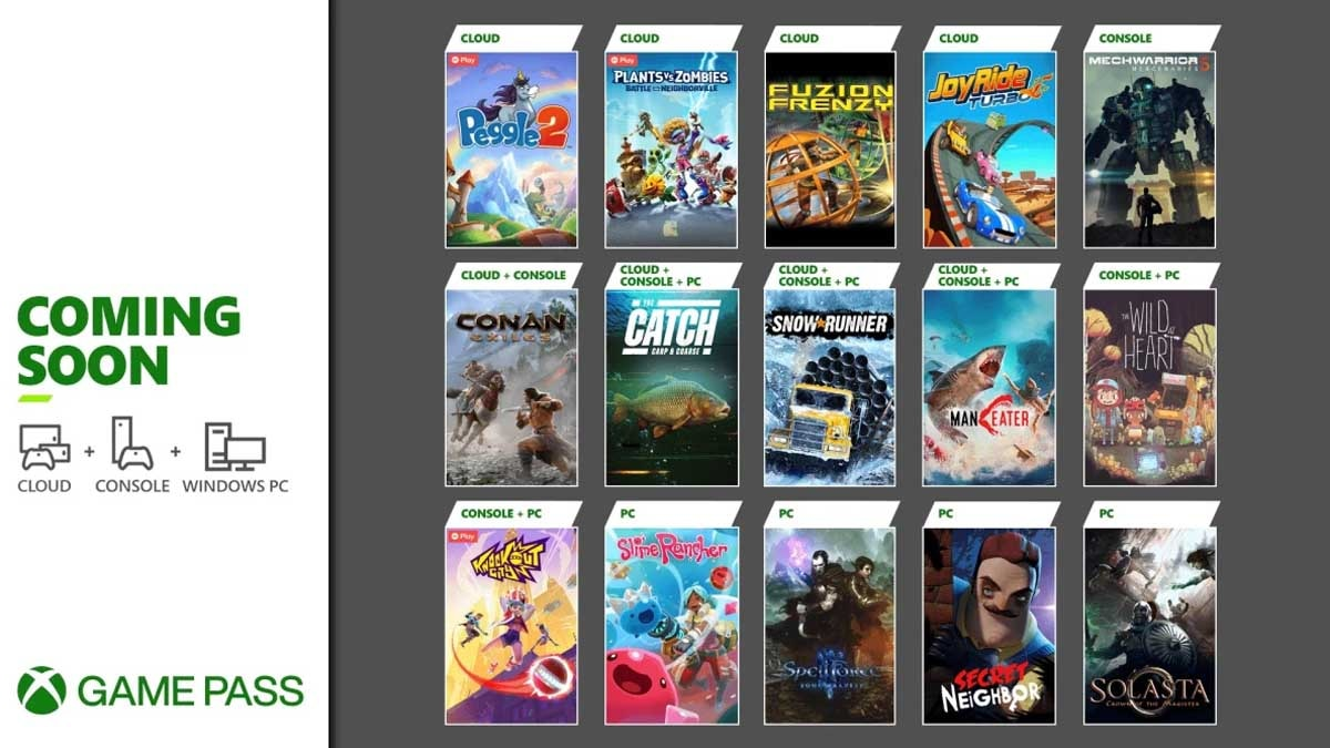 Microsoft Xbox Game Pass gets Knockout City, The Wild at Heart, SpellForce 3