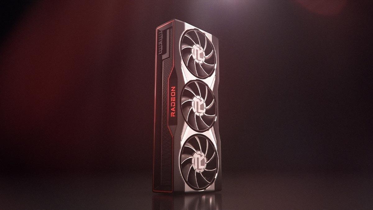 AMD Radeon RX 6900 XT GPU