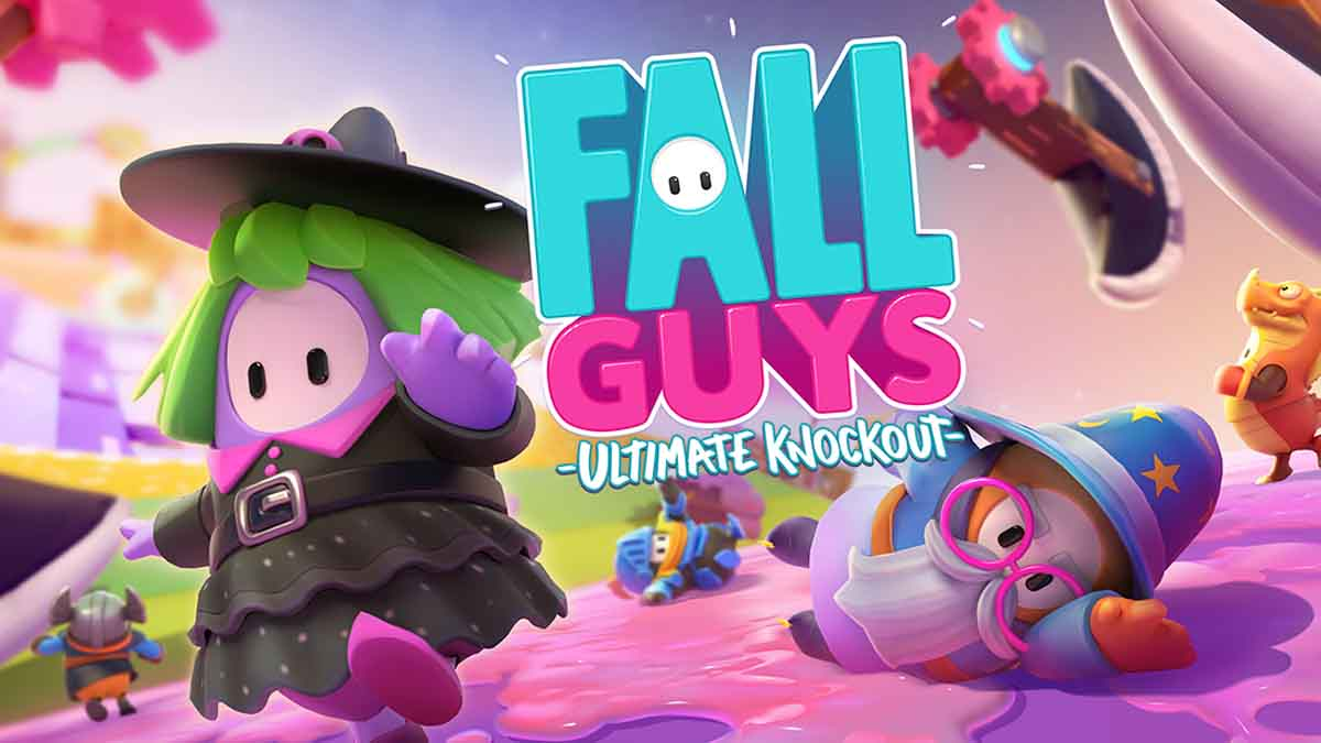 Fall Guys  top video games of 2020